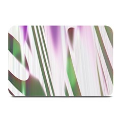 Colored Pattern Plate Mats