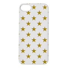 Gold Stars Apple Iphone 5s/ Se Hardshell Case
