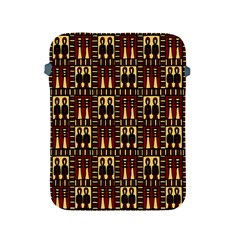 Egyptianpattern Colour Red Apple Ipad 2/3/4 Protective Soft Cases by Jojostore