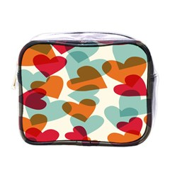 Heart Mini Toiletries Bags