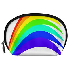 Rainbow Accessory Pouches (large)