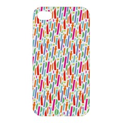 Splash Pattern Color Sign Apple Iphone 4/4s Premium Hardshell Case by Jojostore