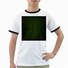 Leaves Dark Ringer T Shirts