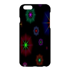 Star Circles Colorful Glitter Apple Iphone 6 Plus/6s Plus Hardshell Case by Jojostore