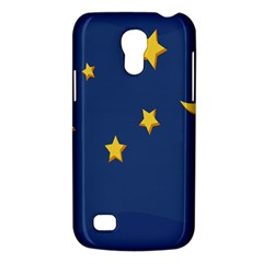 Starry Night Moon Galaxy S4 Mini by Jojostore