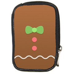 Stunning Gingerbread Brown Bread Compact Camera Cases by Jojostore