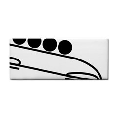 Bobsleigh Pictogram Cosmetic Storage Cases by abbeyz71