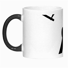 Cross Country Skiing Pictogram Morph Mugs by abbeyz71