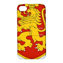 Shield Of Bulgaria  Apple Iphone 4/4s Hardshell Case With Stand
