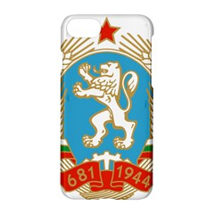 Coat Of Arms Of Bulgaria (1971 1990) Apple Iphone 7 Hardshell Case