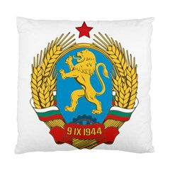 Coat Of Arms Of Bulgaria (1948-1968) Standard Cushion Case (one Side) by abbeyz71