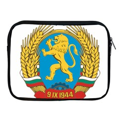 Coat Of Arms Of Bulgaria (1948-1968) Apple Ipad 2/3/4 Zipper Cases by abbeyz71