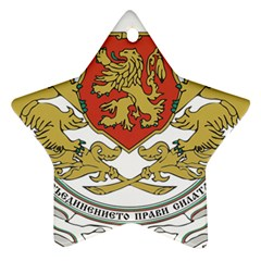 Coat Of Arms Of Bulgaria (1946 1948) Ornament (star) by abbeyz71