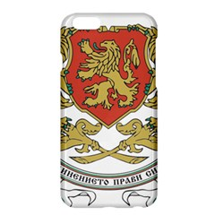 Coat Of Arms Of Bulgaria (1946 1948) Apple Iphone 6 Plus/6s Plus Hardshell Case by abbeyz71
