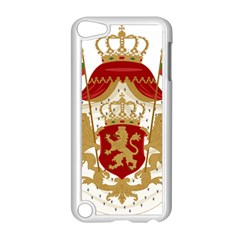 Coat Of Arms Of Bulgaria (1881 1927) Apple Ipod Touch 5 Case (white) by abbeyz71