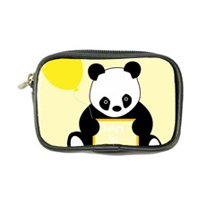 First Birthday Panda Card Coin Purse