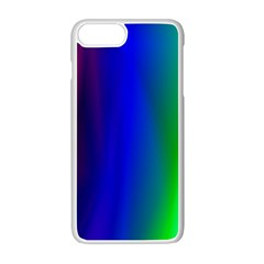 Graphics Gradient Colors Texture Apple Iphone 7 Plus White Seamless Case by Nexatart