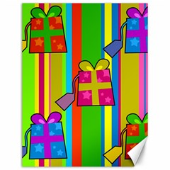 Holiday Gifts Canvas 12  X 16   by Nexatart