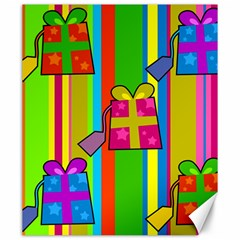 Holiday Gifts Canvas 20  X 24   by Nexatart