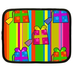 Holiday Gifts Netbook Case (xxl)