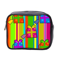 Holiday Gifts Mini Toiletries Bag 2 Side by Nexatart