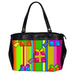 Holiday Gifts Office Handbags (2 Sides)  by Nexatart
