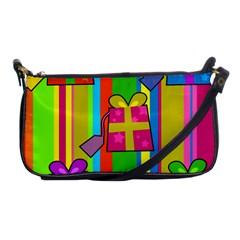 Holiday Gifts Shoulder Clutch Bags