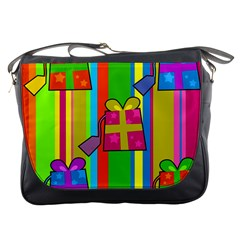 Holiday Gifts Messenger Bags