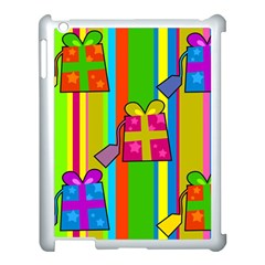 Holiday Gifts Apple Ipad 3/4 Case (white) by Nexatart