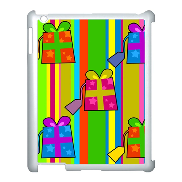 Holiday Gifts Apple iPad 3/4 Case (White)