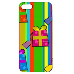 Holiday Gifts Apple Iphone 5 Hardshell Case With Stand by Nexatart