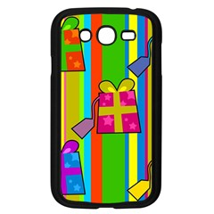 Holiday Gifts Samsung Galaxy Grand Duos I9082 Case (black) by Nexatart