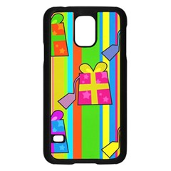 Holiday Gifts Samsung Galaxy S5 Case (black) by Nexatart