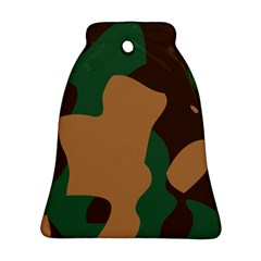 Military Camouflage Ornament (bell)