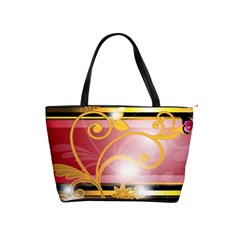 Pattern Vectors Illustration Shoulder Handbags by Nexatart
