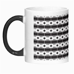 Pattern Background Texture Black Morph Mugs