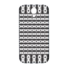 Pattern Background Texture Black Samsung Galaxy S4 I9500/I9505  Hardshell Back Case
