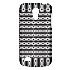 Pattern Background Texture Black Galaxy S4 Mini