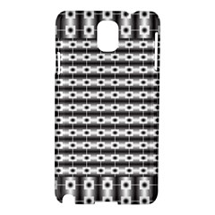 Pattern Background Texture Black Samsung Galaxy Note 3 N9005 Hardshell Case