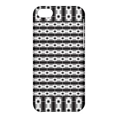 Pattern Background Texture Black Apple iPhone 5C Hardshell Case