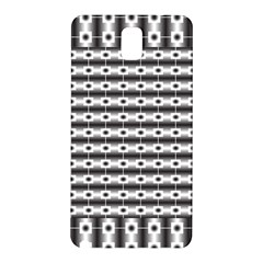 Pattern Background Texture Black Samsung Galaxy Note 3 N9005 Hardshell Back Case