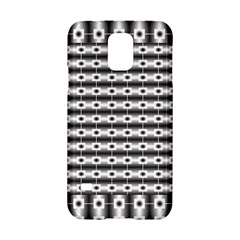 Pattern Background Texture Black Samsung Galaxy S5 Hardshell Case
