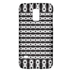 Pattern Background Texture Black Galaxy S5 Mini