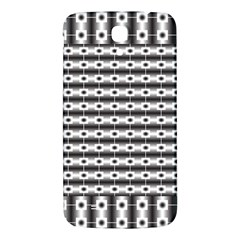 Pattern Background Texture Black Samsung Galaxy Mega I9200 Hardshell Back Case