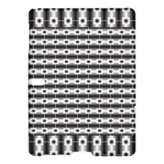 Pattern Background Texture Black Samsung Galaxy Tab S (10.5 ) Hardshell Case