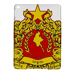 State Seal Of Myanmar Ipad Air 2 Hardshell Cases by abbeyz71