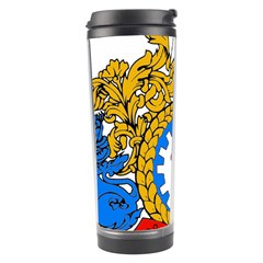 State Seal Of Burma, 1974 2008 Travel Tumbler by abbeyz71