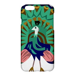 Burma Green Peacock National Symbol  Apple Iphone 6 Plus/6s Plus Hardshell Case by abbeyz71