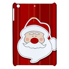Santa Claus Xmas Christmas Apple Ipad Mini Hardshell Case by Nexatart