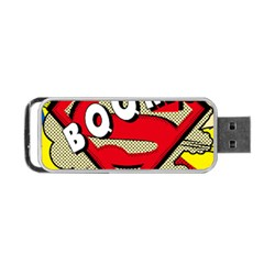 Images Portable Usb Flash (two Sides)
